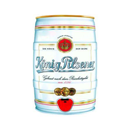 Cerveza-Konig-Pilsener.-Barril.-5000-ml