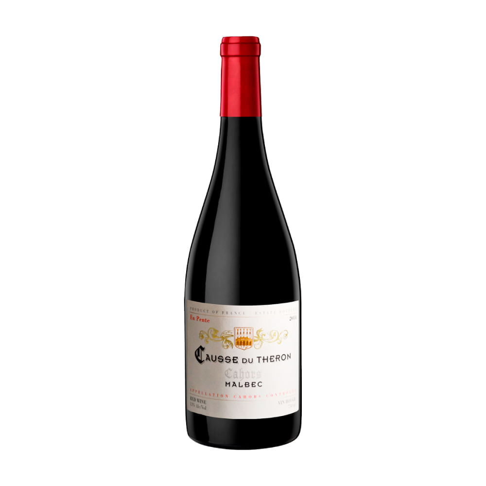 Cahors-Du-Theron-en-Pente-2014.-750-ml
