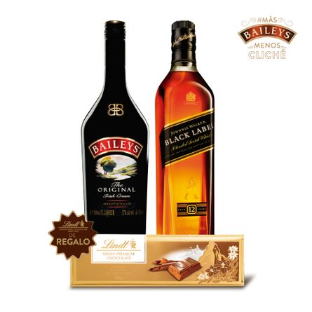 Pack-Baileys---Johnnie-Walker---Chocolate-Lindt-Gold-de-Regalo-.-2-x-750-ml--MasBaileysMenosCliche