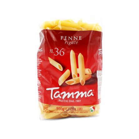 Tamma-Penne-Rigate-.-Pasta-Italiana-.-500-Grs-301377