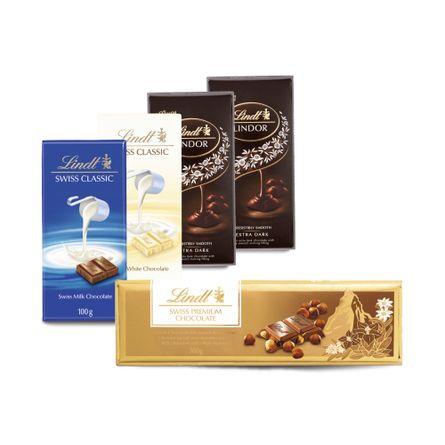 Pack-Chocolates-Lindt.-5-Unidades.-XI