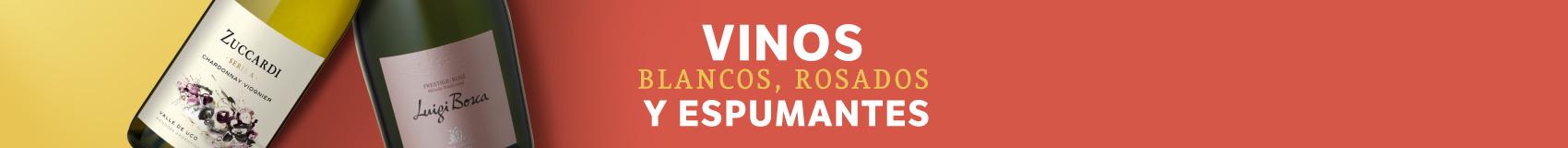 Banner Vinos Espumantes